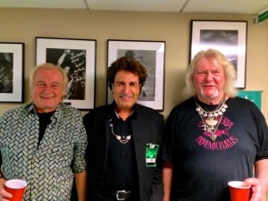 Alan White - Patrick MOraz - Chris Squire